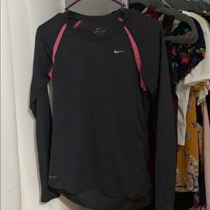 Small Nike Dri-fit long sleeve